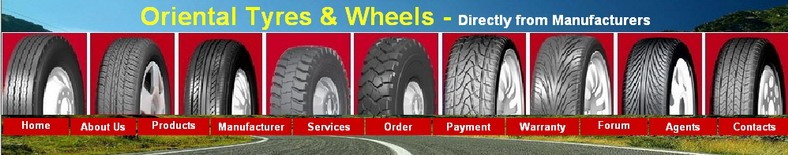 Oriental Tyres & Wheels is 100% Australian owned company, supply multi brand tyres directly from quality manufacturers of China.