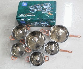 Cookware Set(12pcs) - 95066115